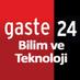 Gaste24 Bilim ve Teknoloji's Twitter Profile Picture