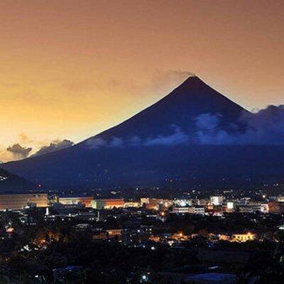 Visit Legazpi!