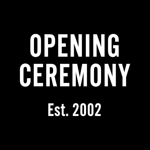 opening ceremony's Twitter Profile Picture