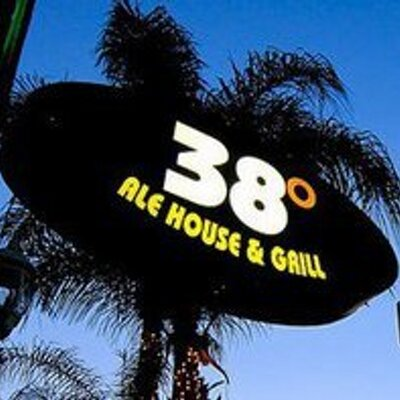 38 Degrees Alehouse    Social Profile
