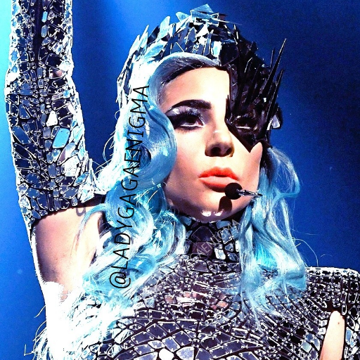 Lady Gaga Enigma's Twitter Profile Picture