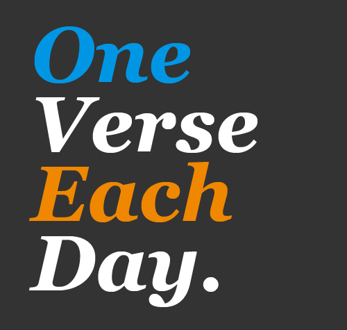 One Verse Each Day Social Profile