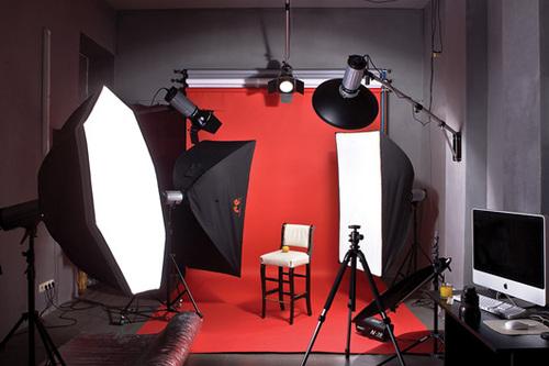 Как сделать свою студию для фотографий