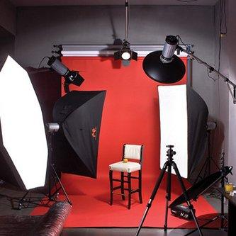 Как сделать фотографию как в фотостудии