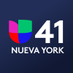 Univision Nueva York's Twitter Profile Picture