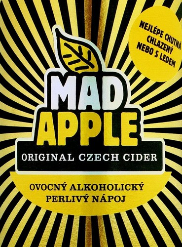 Cider Mad Apple