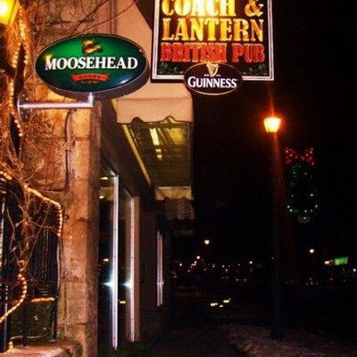 Coach & Lantern Pub | Social Profile