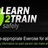 Twitter result from learn2trainsafe