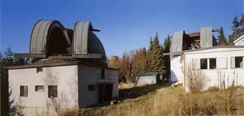 Kleť Observatory