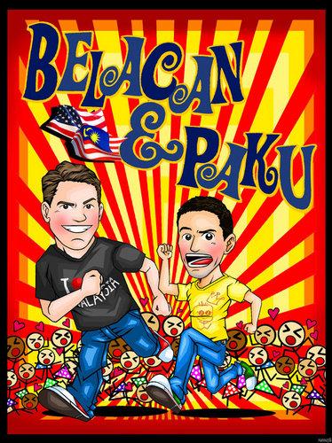 Belacan & Paku Social Profile