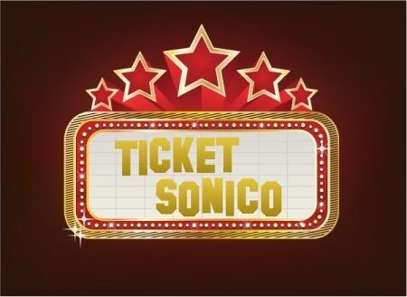Ticket Sonico Social Profile