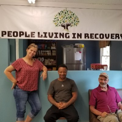 People Living in Recovery's Twitter Profile Picture