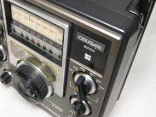 COUGAR 2200(RF2200) Social Profile