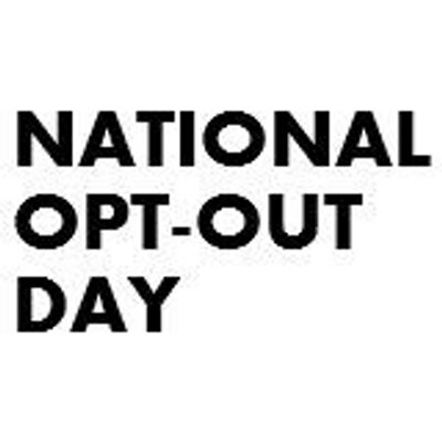 National Opt Out Day | Social Profile
