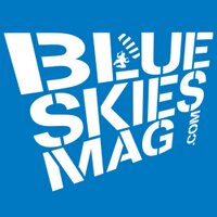 Blue Skies Magazine | Social Profile