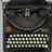 Typewriter picture normal
