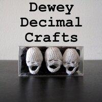 DeweyDecimalCrafts | Social Profile