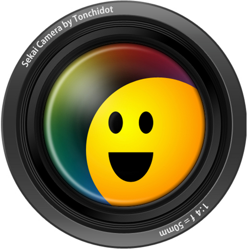 Sekai Camera Social Profile