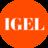 Logo igel initiative gegen ein leistungsschutzrecht punkt ohne slogan normal