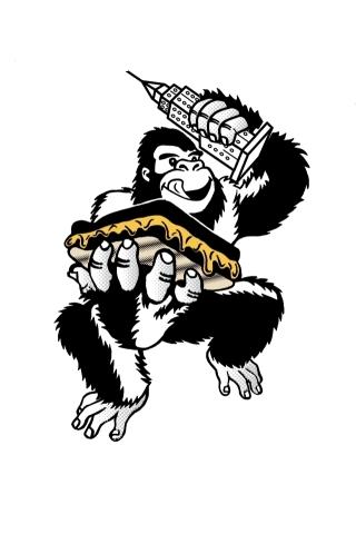 Gorilla Cheese NYC Social Profile