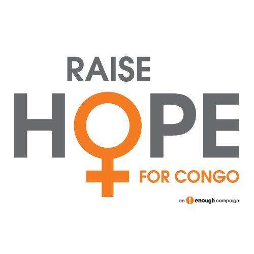 Raise Hope for Congo Social Profile
