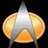 Starfleet symbol normal