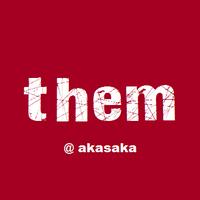 them@akasaka   Social Profile