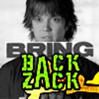 Bring Back Zack Addy | Social Profile