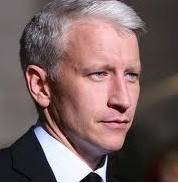 Anderson Cooper Mock Social Profile