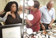 Oprah: Behind Scenes Social Profile