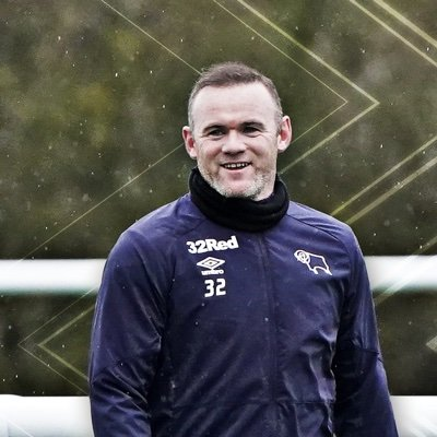 Wayne Rooney's Twitter Profile Picture
