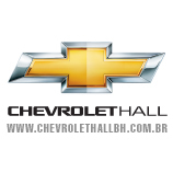 Chevrolet Hall BH Social Profile
