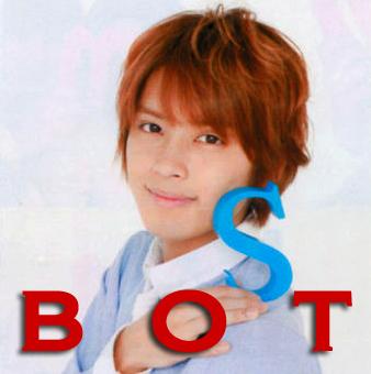 手越祐也 (bot) Social Profile