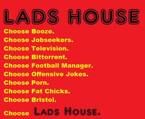 Lads House Social Profile