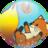 sleeping_husky