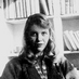 Sylvia Plath's Twitter Profile Picture