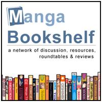 Manga Bookshelf Social Profile