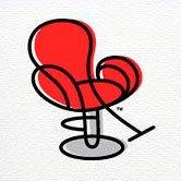 Remington Red Chair | Social Profile