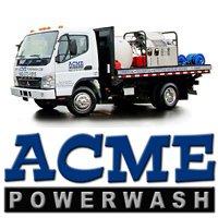 ACME Powerwash | Social Profile