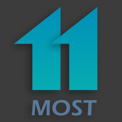 11most