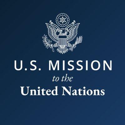 U.S. Mission to the UN  Twitter Hesabı Profil Fotoğrafı