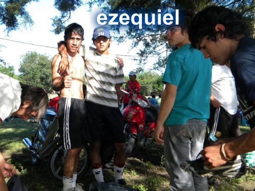 ANDRES EZEQUIEL Social Profile