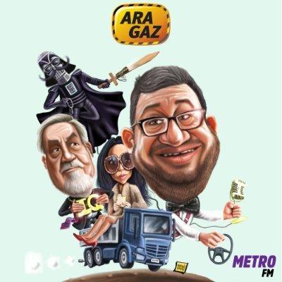 AraGaz  Twitter Hesabı Profil Fotoğrafı