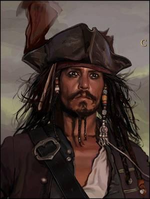 Captain Jack Sparrow Social Profile