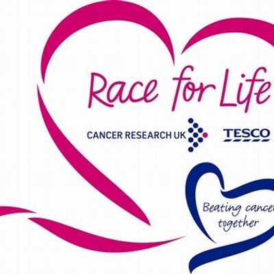 Race for Life Tesco