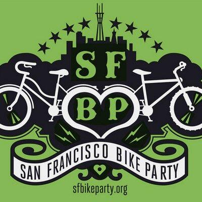 SF Bike Party | Social Profile