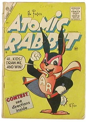 Atomik Rabbit Social Profile