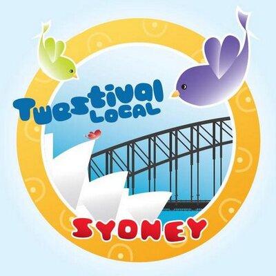 SydneyTwestival   Social Profile