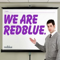 Joel @ Redblue   Social Profile
