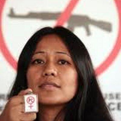 Binalakshmi Nepram   Social Profile